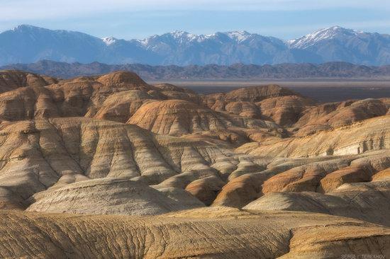 Colorful Landscapes of the Aktau Mountains, Kazakhstan, photo 18