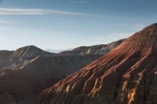 Colorful Landscapes of the Aktau Mountains, Kazakhstan, photo 3