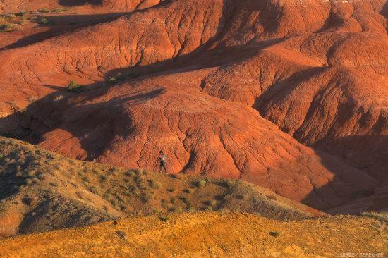 Colorful Landscapes of the Aktau Mountains, Kazakhstan, photo 4