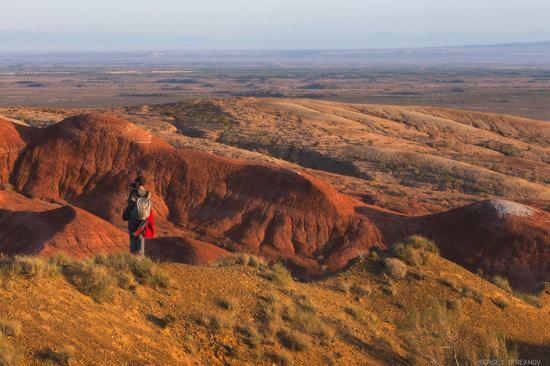 Colorful Landscapes of the Aktau Mountains, Kazakhstan, photo 6
