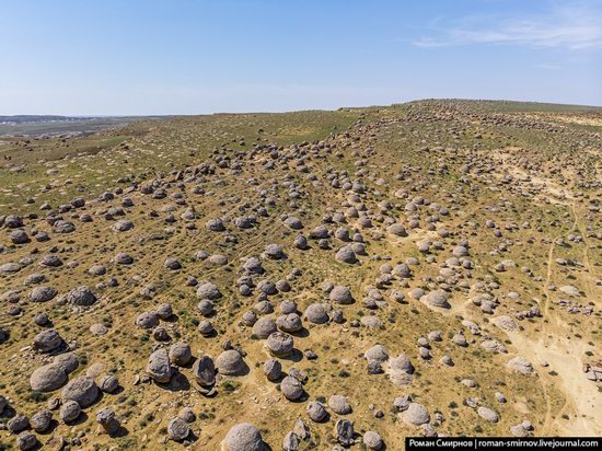 The Valley of Balls, Mangystau Oblast, Kazakhstan, photo 10