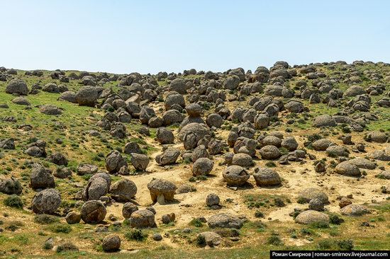The Valley of Balls, Mangystau Oblast, Kazakhstan, photo 2
