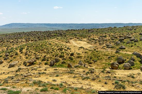 The Valley of Balls, Mangystau Oblast, Kazakhstan, photo 3