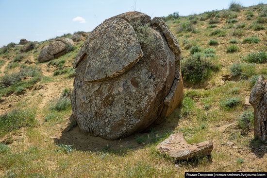 The Valley of Balls, Mangystau Oblast, Kazakhstan, photo 6