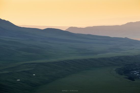 Landscapes of the Tekes River Valley, Kazakhstan, photo 4