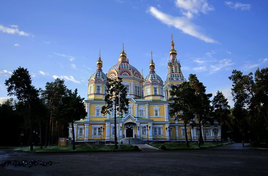 Ascension Cathedral, Almaty, Kazakhstan, photo 3