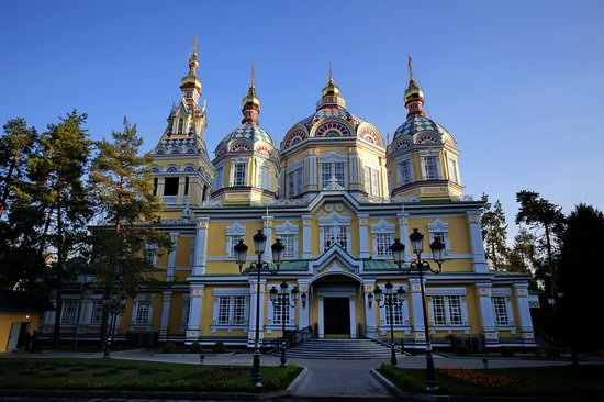 Ascension Cathedral, Almaty, Kazakhstan, photo 5