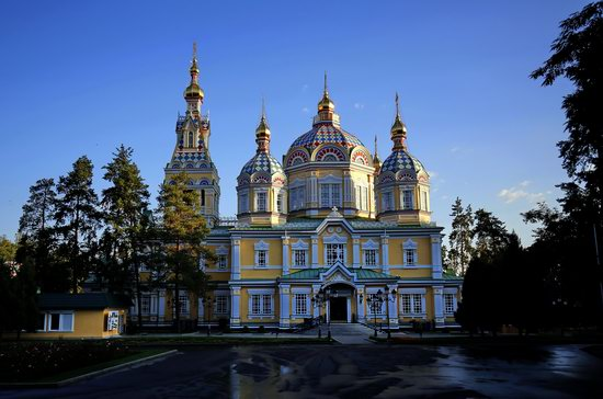 Ascension Cathedral, Almaty, Kazakhstan, photo 6
