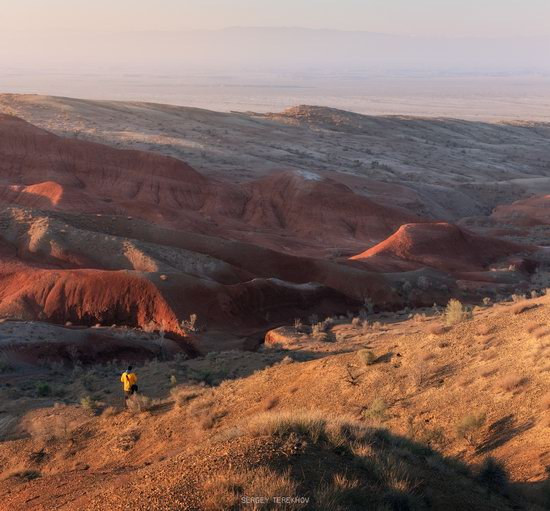 Sunrise in Aktau Mountains, Kazakhstan, photo 5