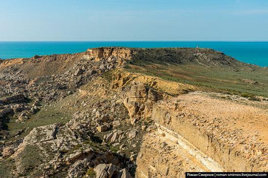 Collapsed Land of Cape Dzhigalgan, Mangystau Region, Kazakhstan, photo 5