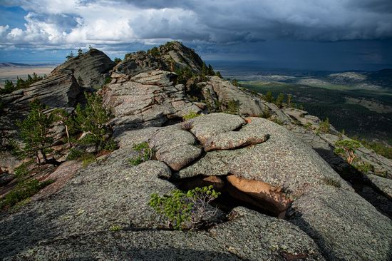 Landscapes of Karkaraly National Park, Kazakhstan, photo 10