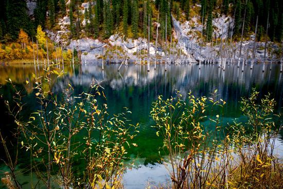 Autumn on Lake Kaindy, Almaty Oblast, Kazakhstan, photo 5