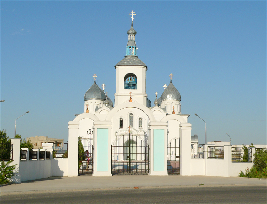 Aktau Kazakhstan  city photos : aktau kazakhstan city church