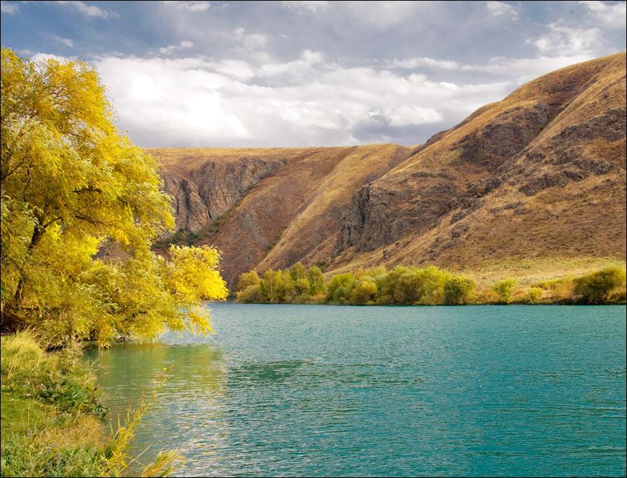Almaty Oblast, Kazakhstan Facts, Features, Nature Views