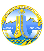 Akmola oblast coat of arms