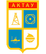 Aktau city coat of arms