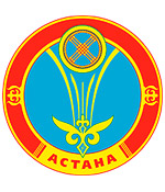 Astana city coat of arms