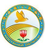 Kostanay oblast coat of arms