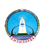 Kyzylorda city coat of arms