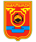 Shakhtinsk city coat of arms