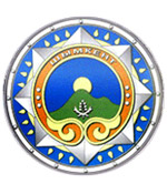 Shymkent city coat of arms