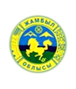 Zhambyl oblast coat of arms