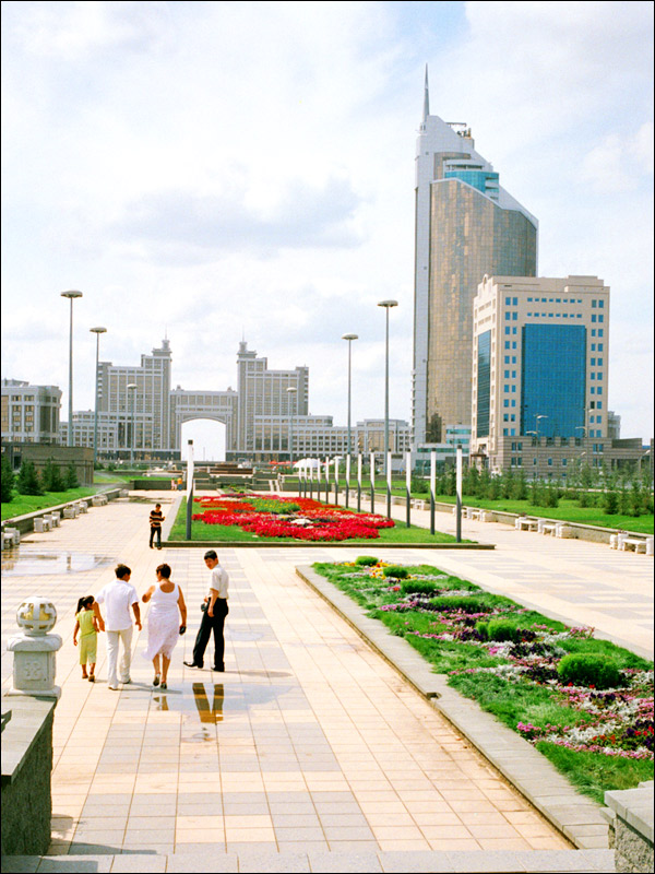 Astana (Nur-Sultan) city, Kazakhstan overview, attractions ...