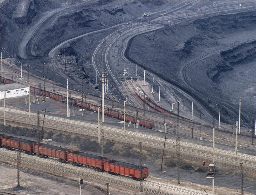 A history of the coal industry
