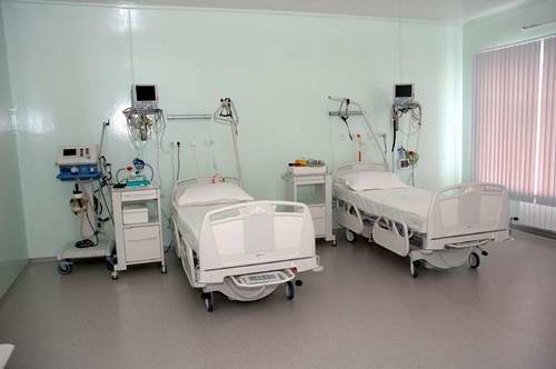 Kazakhstan hospitals modern equipment