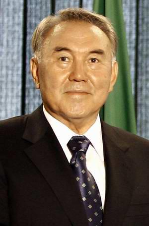 Salope du président du Kazakhstan