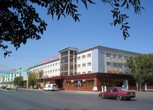 Kyzylorda city, Kazakhstan overview, features, photos