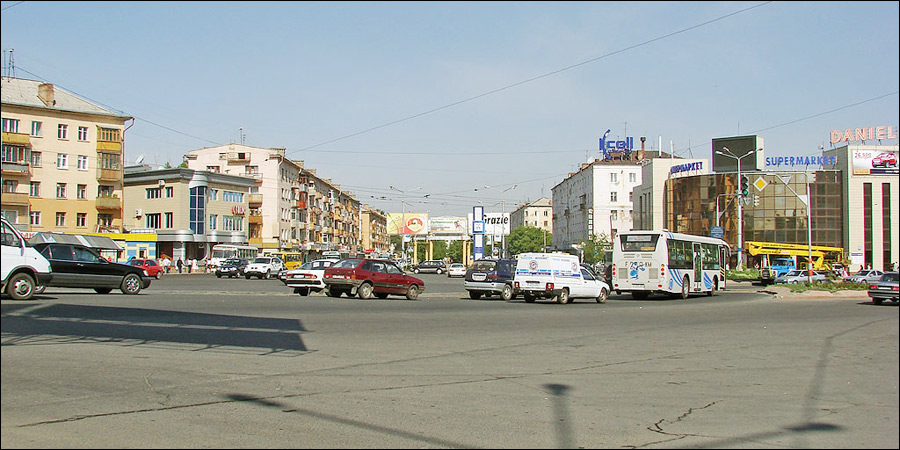 UstKamenogorsk city Kazakhstan overview history photos