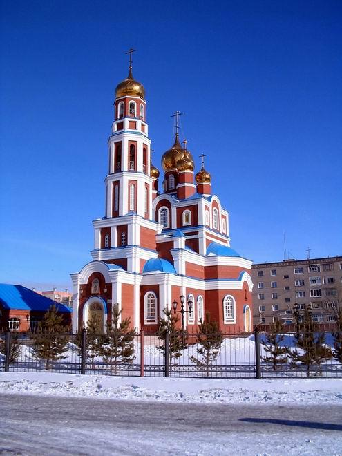 Petropavl City Kazakhstan Overview Features Photos