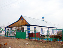 Akkol city, Kazakhstan church