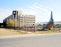 Aktobe city aviation school