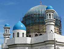 Almaty city mosque