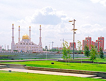 Astana city mosque