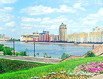 Astana city, Kazakhstan view
