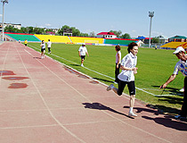 Atyrau city, Kazakhstan stadium