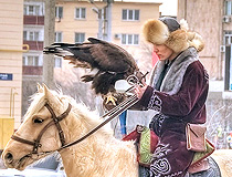 Kazakhstan people picture