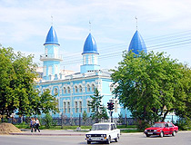 Kostanay city mosque