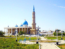 Kzyl-Orda city mosque