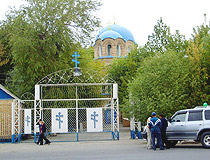 Kyzylorda city Orthodox church