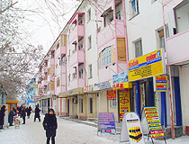 Kyzylorda city street picture
