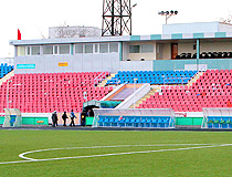 Pavlodar city stadium