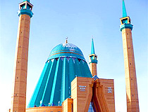Pavlodar city mosque