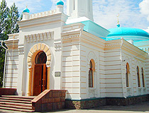 Pavlodar city, Kazakhstan mosque
