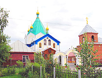 Petropavl city church
