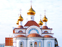 Satpaev city church