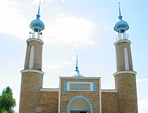 Taldy-Kurgan city mosque